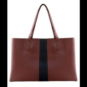 Vince Camuto vegan leather tote 👜